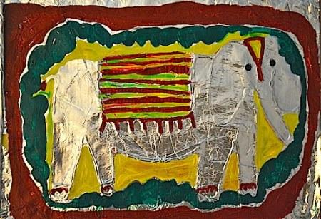 Asian Elephant Craft for Kids- Kid World CItizen